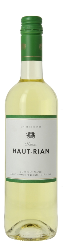 Ch Haut Rian Bx Blanc